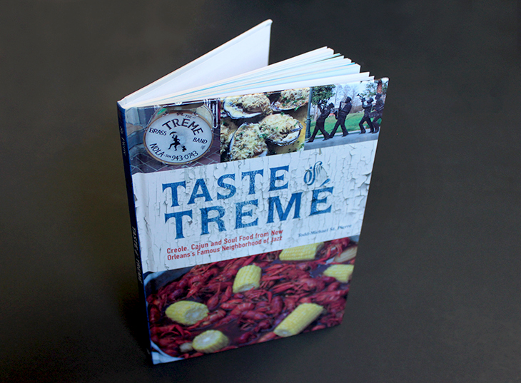Taste of Treme Cookbook